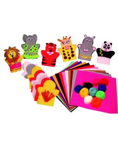 Animal Puppet Pack