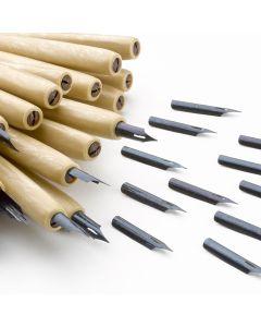 Joseph Gillot Pen Holder & Nib Class Pack