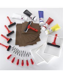 Lino Printing Class Pack