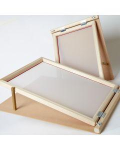 Standard Wooden Pre-Meshed Hinged Frames
