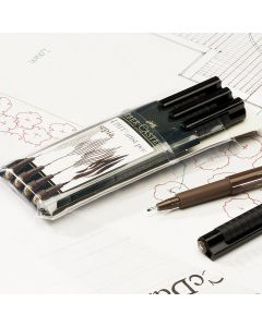 Faber-Castell Sepia Artists Pens Set