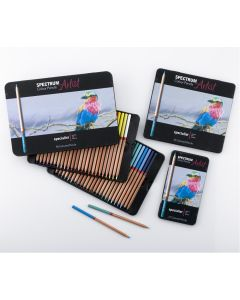 Spectrum Artist Colour Pencil Sets