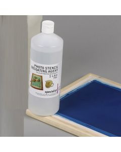 Photo Stencil De-Coating Agent 1 Litre