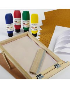Screen Printing Beginners' Pack