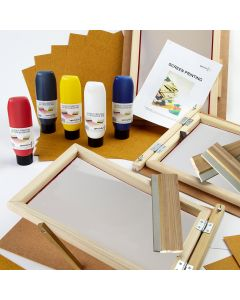 Primary Screen Printing Pack