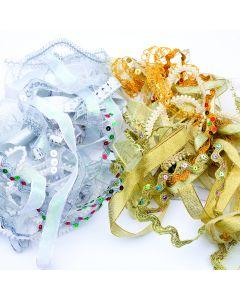 Silver & Gold Braid Packs
