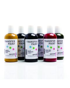 Specialist Crafts Transfer Paint Assorted Sets