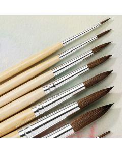 Specialist Crafts Essentials Short Handled Pony Round Brushes