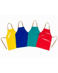 Plain PVC Coated Aprons