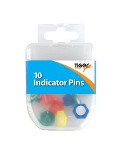 Indicator Pins