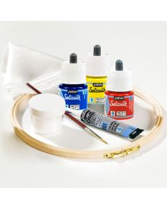 Silk Painting Starter Set