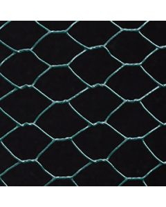 Plastic Coated Wire Netting