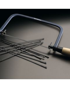 Coping Saw and Spare Blades